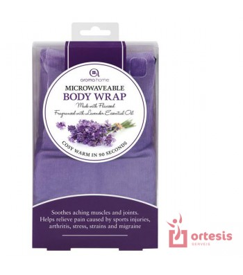 Soothing Body Wrap Lavender