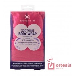 Soothing Body Wrap Fucsia