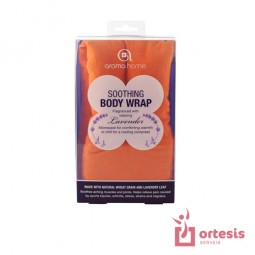Soothing Body Wrap Orange