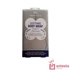 Soothing Body Wrap Grey
