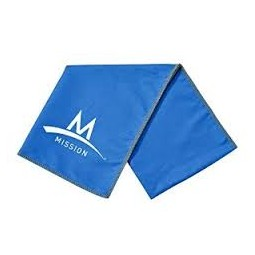 Enduracool large towel Microfibre Blue