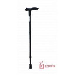 Walking Stick Soft Step Negro