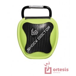 Mouthguard Case Shock Green